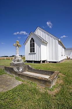 Wheriko Anglican Church, Manawatu, North Island, New Zealand, Pacific