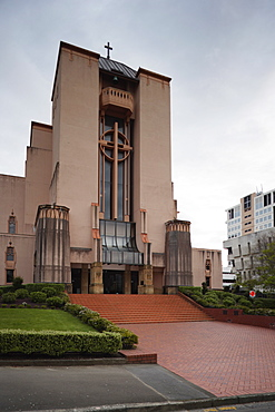 Wellington Cathedral, Wellington, North Island, New Zealand, Pacific