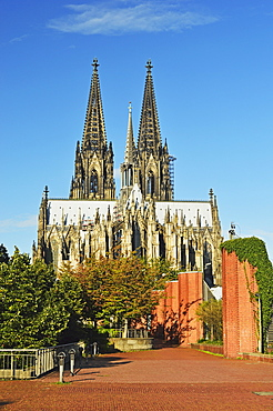 Cologne Cathedral, UNESCO World Heritage Site, Cologne, North Rhine-Westphalia, Germany, Europe