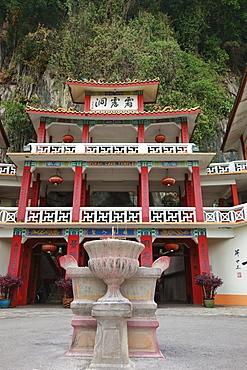 Perak Tong cave temple, Kinta Valley, Ipoh, Perak, Malaysia, Southeast Asia, Asia
