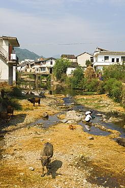Cheng Kan Village, Anhui Province, China, Asia