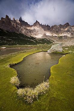 Cerro Catedral, Bariloche, Rio Negro, Argentina, South America