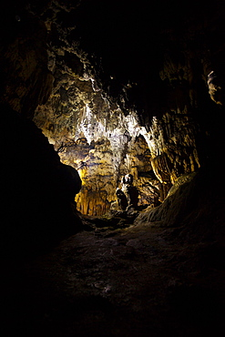 Lanquin Caves, Lanquin, Semuc Champey, Guatemala, Central America