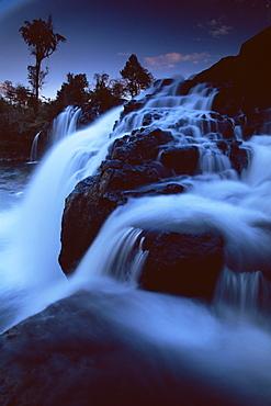 Waterfall, Bolaven Plateau, Laos, Indochina, Southeast Asia, Asia