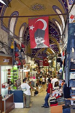 Grand Bazaar Kapali Carsi, Istanbul, Turkey