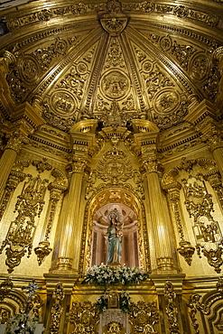 Chapel of the Rosary, Lorca, Region of Murcia, Spain, Europe
