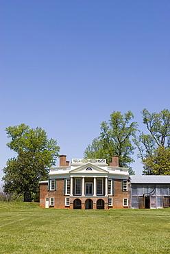 Thomas Jefferson's Poplar Forest, Virginia, United States of America, North America