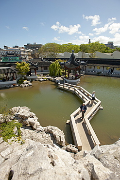 Chinese Garden, Dunedin, Otago, South Island, New Zealand, Pacific