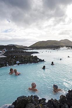 The Blue Lagoon, Reykjanes Peninsula, Iceland, Polar Regions