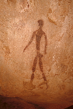 Twyfelfontein rock engravings (petroglyphs), dating from the Late Stone Age between 6000 and 2000 years, UNESCO World Heritage Site, Kunene region, Namibia, Africa