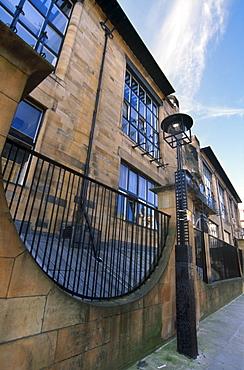 Gallery of Modern Art, Queen Street, 19th century, Glasgow, Scotland, United Kingdom, Europe