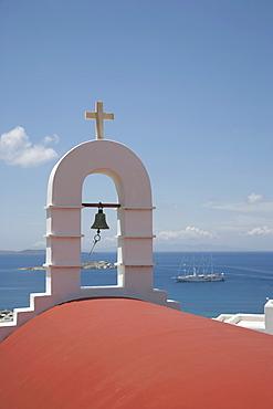 Chora, Mykonos, Cyclades, Greek Islands, Greece, Europe