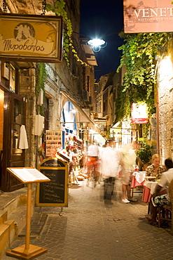 Chania (Xania), Crete, Greek Islands, Greece, Europe