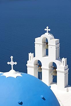 Oia, Santorini (Thira), Cyclades Islands, Greek Islands, Greece, Europe - 772-1288