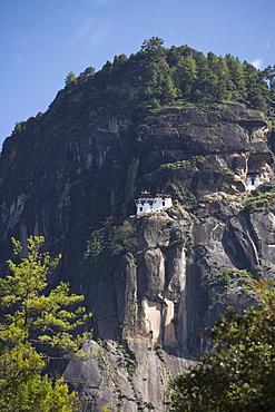 Taktshang Goemba (Tiger's Nest) Monastery, Paro, Bhutan, Asia