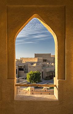 Qasr Al Sarab Desert Resort, a luxury resort by Anantara in the Empty Quarter Desert, Abu Dhabi, United Arab Emirates, Middle East