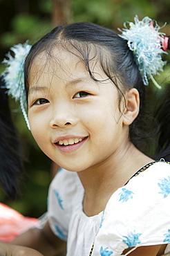 Chinese girl, Guilin, Guangxi Province, China, Asia