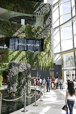 Siam Paragon shopping mall, Bangkok, Thailand, Southeast Asia, Asia