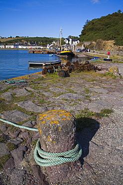 Arthurstown Pier, County Wexford, Leinster, Republic of Ireland, Europe