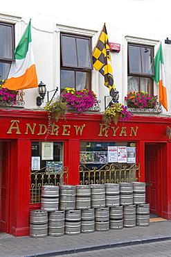 Andrew Ryan's pub, Kilkenny City, County Kilkenny, Leinster, Republic of Ireland, Europe