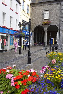 High Street, Kilkenny City, County Kilkenny, Leinster, Republic of Ireland, Europe