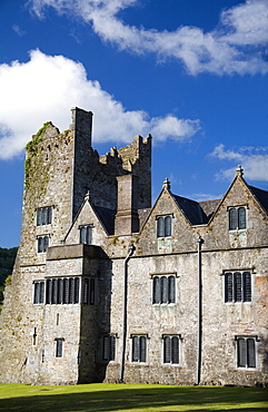 Ormonde Castle, Carrick-on-Suir, County Tipperary, Munster, Republci of Ireland, Europe