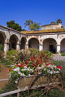 Mission San Juan Capistrano, Orange County, California, United States of America, North America