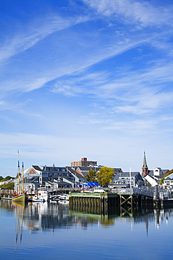 Pickering Wharf, Salem, Greater Boston Area, Massachusetts, New England, United States of America, North America