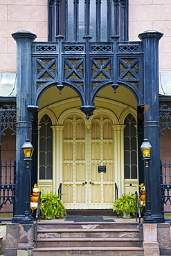 Sherman's Headquarters (Meldrin Mansion), Savannah, Georgia, United States of America, North America