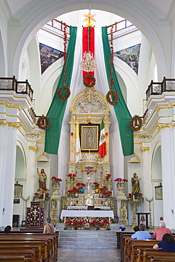 Cathedral of Our Lady of Guadalupe, Puerto Vallarta, Jalisco State, Mexico, North America