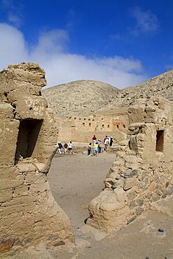 Tambo Colorado Inca Ruins near Pisco City, Ica Region, Peru, South America