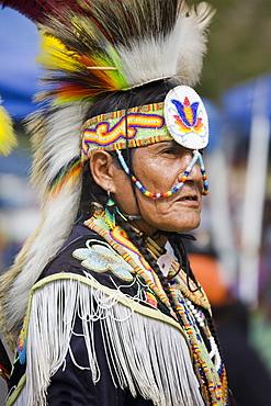 Dancer, Annual Indian Culture Festival in Balboa Park, San Diego, California, United States of America, North America