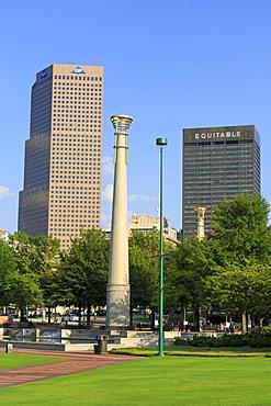 Centennial Olympic Park, Atlanta, Georgia, United States of America, North America
