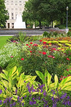 Linn Park, Birmingham, Alabama, United States of America, North America