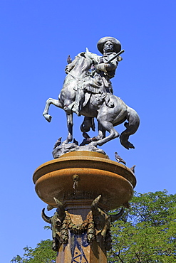 Pioneer Monument, Denver, Colorado, United States of America, North America