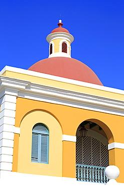 Cultural Institute in Old San Juan, Puerto Rico, West Indies, Caribbean, Central America