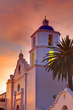 Mission San Luis Rey, Oceanside, California, United States of America, North America