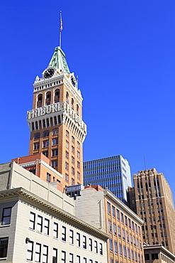 Tribune Tower, Oakland, California, United States of America, North America