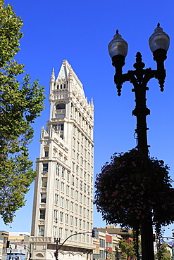 Historic Cathedral Building, Oakland, California, United States of America, North America
