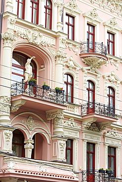 Historic Bristol Hotel, Odessa, Crimea, Ukraine, Europe
