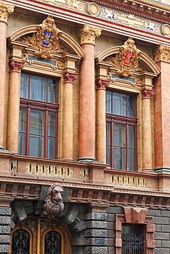 Tolstoy Palace, Odessa, Crimea, Ukraine, Europe