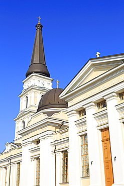 Preobrazhensky Cathedral, Odessa, Crimea, Ukraine, Europe