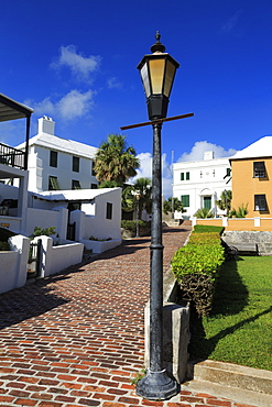 King Street, Town of St. George, St. George's Parish, Bermuda, Central America