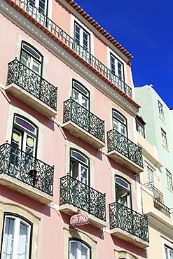 Cais de Santarem, Alfama District, Lisbon, Portugal, Europe