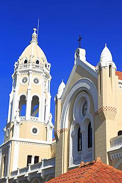 St. Francis of Assisi Church, Old Town, Panama City, Panama, Central America