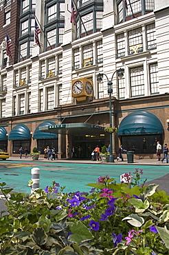 Macy's Department Store, Midtown Manhattan, New York City, New York, United States of America, North America
