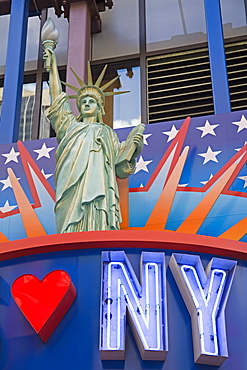 42nd Street, Times Square, Midtown Manhattan, New York City, New York, United States of America, North America