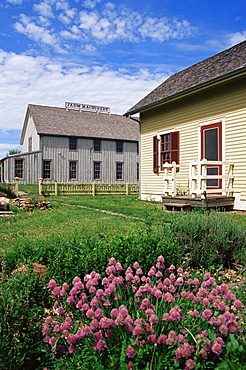 Living history farms, Urbandale, Des Moines, Iowa, United States of America, North America