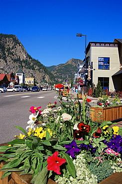 Downtown Frisco, Colorado, United States of America, North America