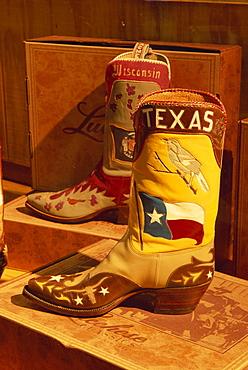Cowboy boot, Texas State Fair, Dallas, Texas, United States of America, North America